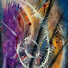 Colourful abstract forms by Extreme-Fantasy