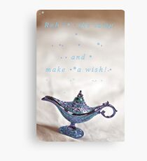 Make a wish! Canvas Print