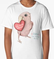 Rhea - Love What's Different Long T-Shirt