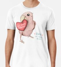 Rhea - Love What's Different Men's Premium T-Shirt