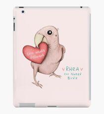 Rhea - Love What's Different iPad Case/Skin