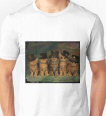 Steampunk Kittens T-Shirt