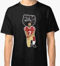 Colin Kaepernick Kneeling - I'm With Kap Classic T-Shirt