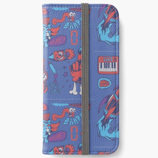 Life Sucks pattern #2 iPhone Wallet
