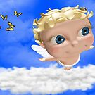 Blue Eyed Angel by Catherine Crimmins