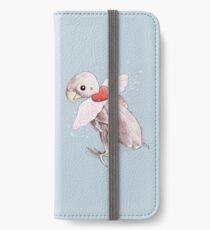 Rhea - Flying Free iPhone Wallet/Case/Skin