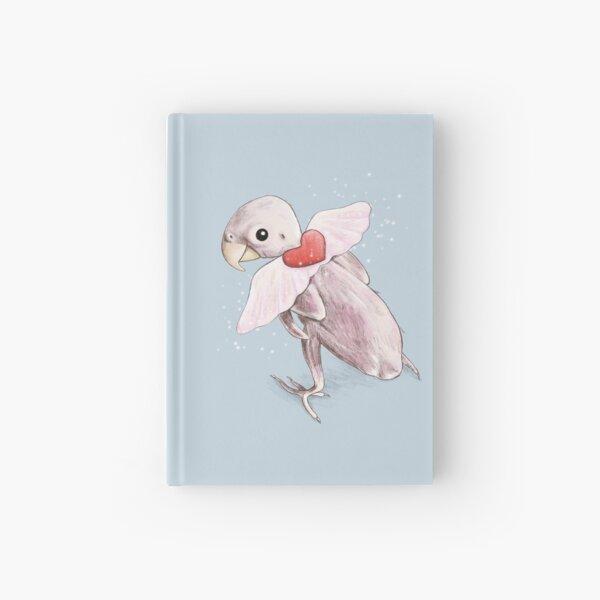 Rhea - Flying Free Hardcover Journal