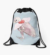 Rhea - Flying Free Drawstring Bag