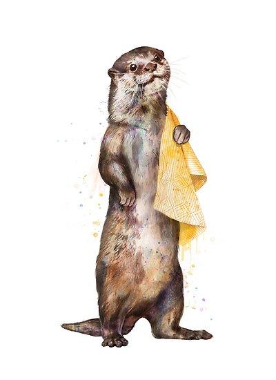 Otter von lauragraves