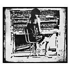 Tori Amos at the Piano Little Earthquakes Era by Batorian