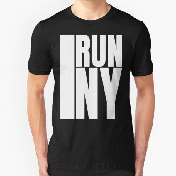 Kings of NY ennemis Amis T-shirt à manches longues à converger