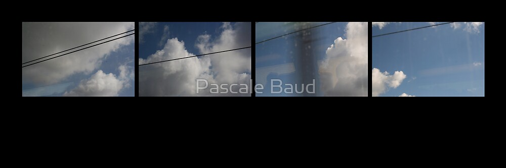 Between Paris & Valence... #4 by Pascale Baud