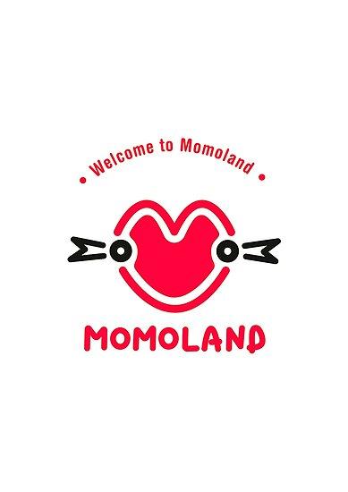 """momoland"" Posters by gorisgo"