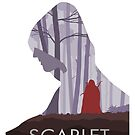 Scarlet Artwork by faithfultroubad