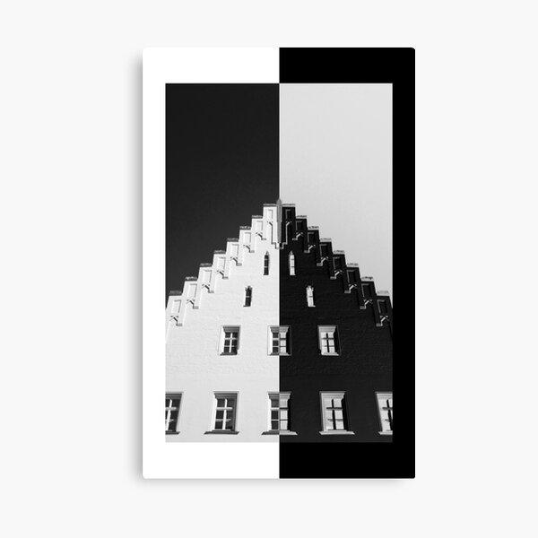 Germany. Bavaria. Landshut. (Alan Copson ©) Canvas Print