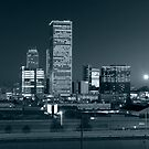 Tulsa Skyline (Alan Copson © 2007) by Alan Copson