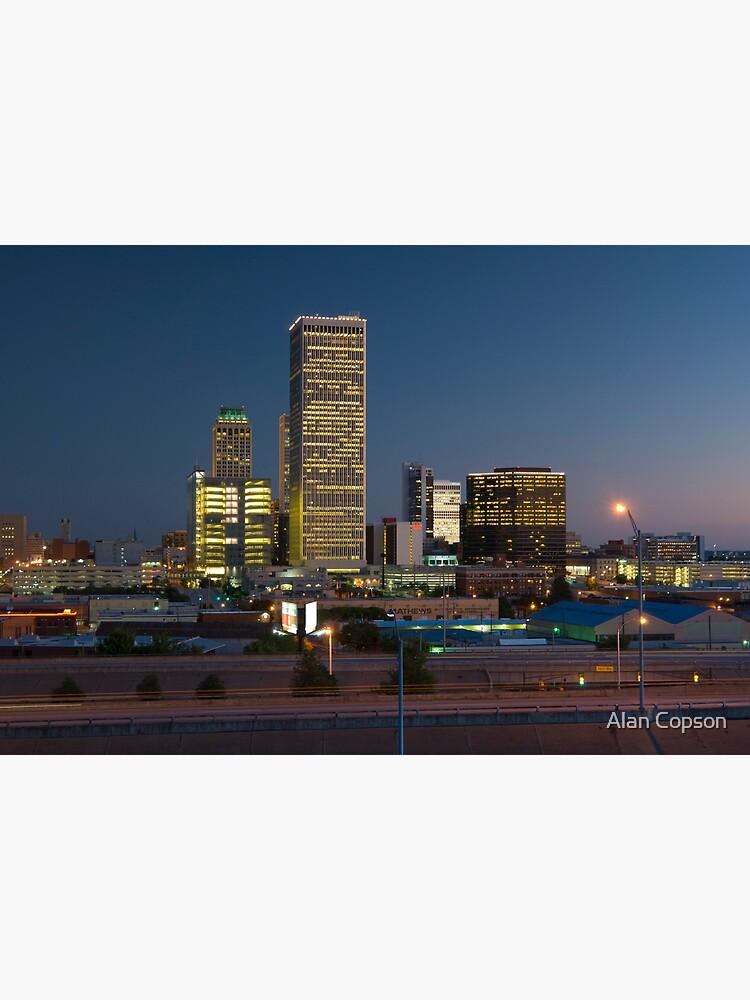 Tulsa Skyline (Alan Copson © 2007) by AlanCopson