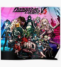 Danganronpa V3: Killing Harmony Poster