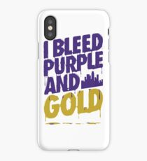 Lakers Nation  iPhone Case/Skin