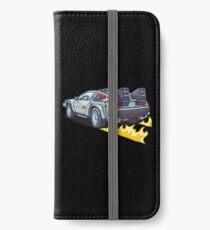 D.M.C OUTATIME iPhone Wallet/Case/Skin