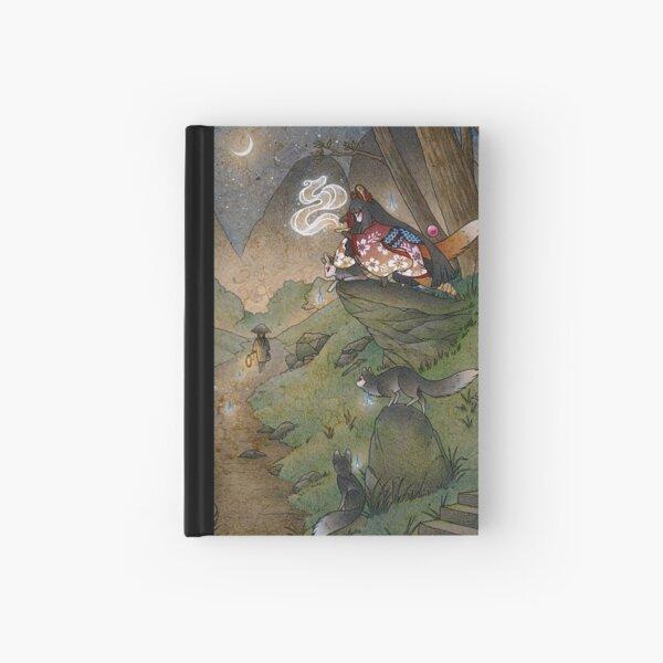 Okina's Illusion (Remake) Hardcover Journal