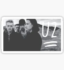 U2 Joshua Tree Sticker