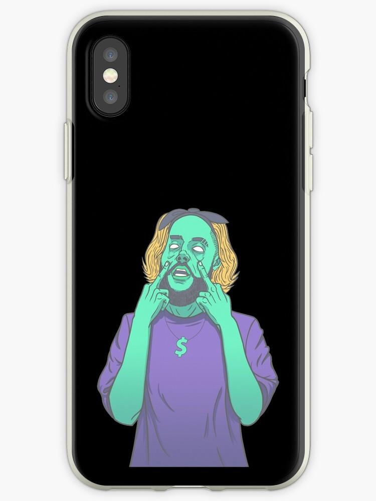 buy popular 34c43 83df2 'Zombie $uicide Boy$' iPhone Case by hadicazvysavaca