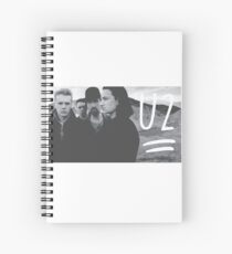 U2 Joshua Tree Spiral Notebook