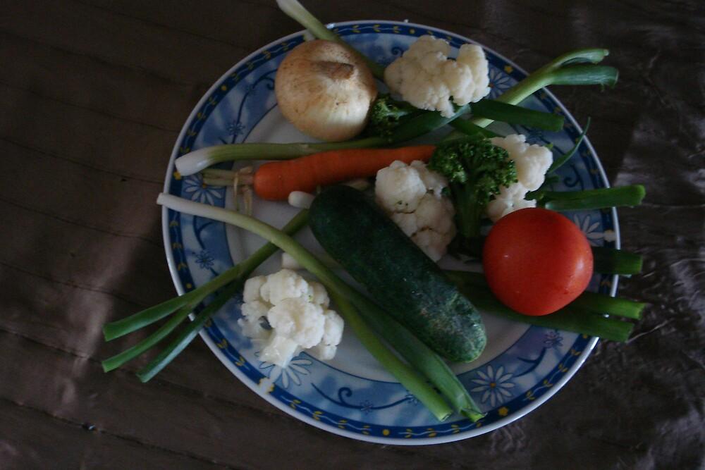 FOR DINNER by nneri12