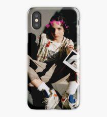 Celebrity: Finn Wolfhard iPhone Case/Skin