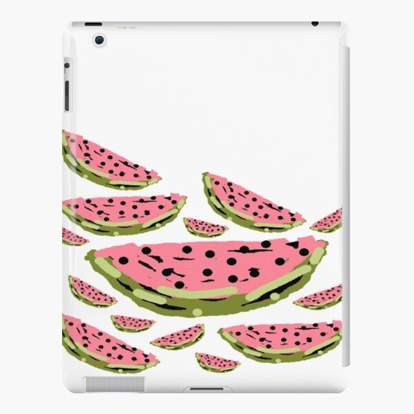 Watermelon Summer pattern iPad Snap Case