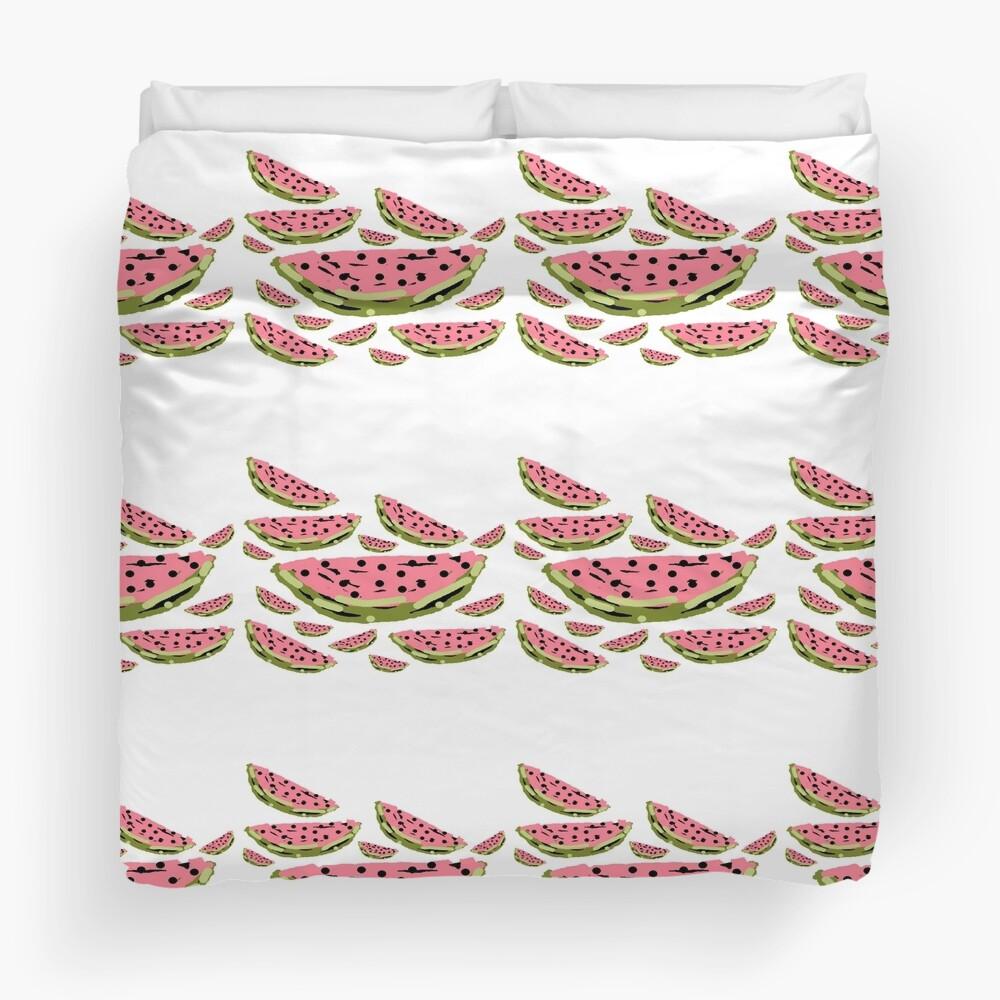Watermelon Summer pattern Duvet Cover