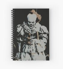 Movie: IT [Pennywise] Spiral Notebook