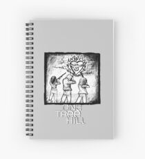 One Tree Hill - Les Frères Scott Spiral Notebook