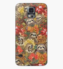Because Sloths Autumn Case/Skin for Samsung Galaxy