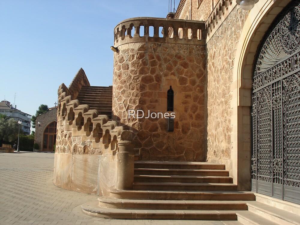 Spanish Church by RDJones