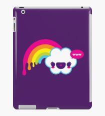 Wow Regenbogen iPad-Hülle & Skin