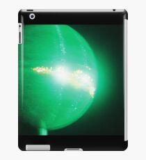 The Green Mirrorball of Doom iPad Case/Skin
