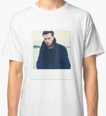 Celebrity: Bill Skarsgard [Polaroid] Classic T-Shirt