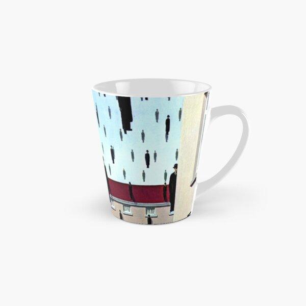 Golconda by  René Magritte Tall Mug