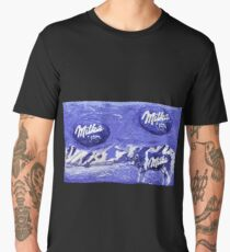 My Creations Artistic Sculpture Relief fact Main 23  (c)(t) by Olao-Olavia / Okaio Créations Men's Premium T-Shirt