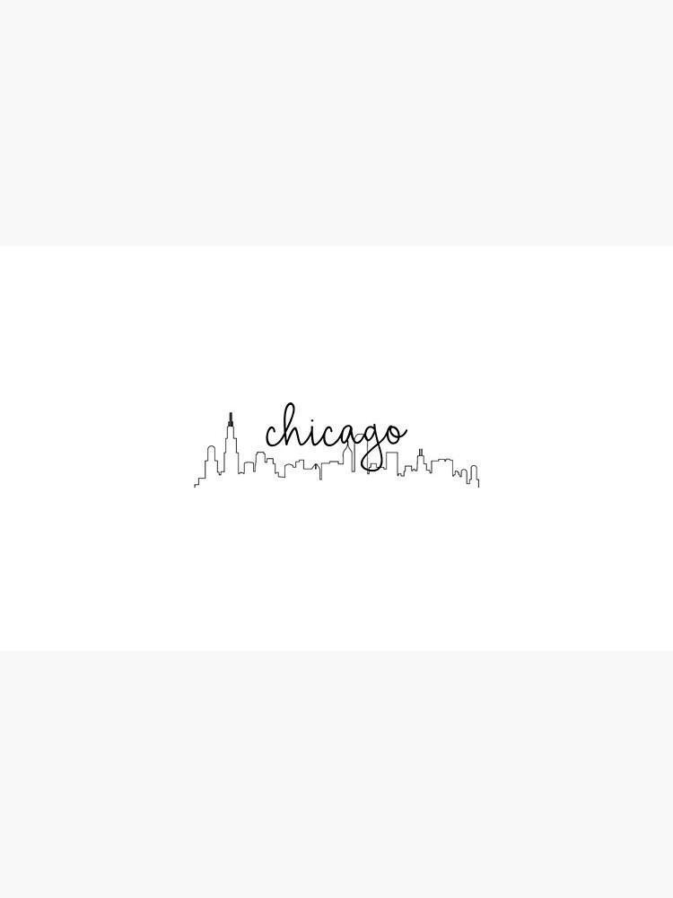 Chicago Skyline von astersam