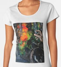 precipices and fears Women's Premium T-Shirt