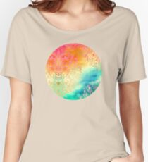 Watercolor Wonderland Women's Relaxed Fit T-Shirt
