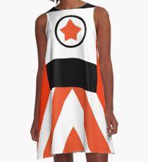 Stepanova Star A-Line Dress