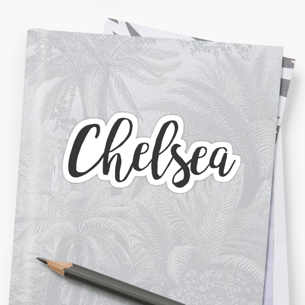 Chelsea | First Name  by koovox