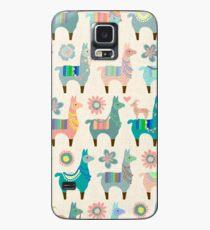 Llama Fun  Case/Skin for Samsung Galaxy