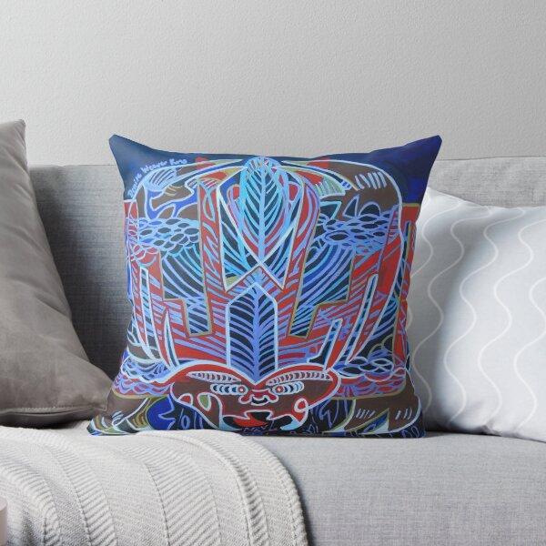 Raijü  Throw Pillow