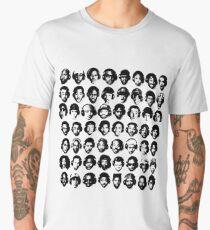 A Tribe Called Quest Midnight Marauders replica Chest Black Men's Premium T-Shirt