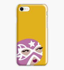 Luchadora iPhone Case/Skin
